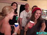 Drunk teens fuck with adults