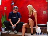 Amber loves to suck cock