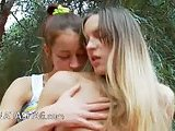 Romantic lesbo adventure from germany