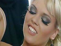 Ellen Saint hot anal scene