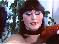 Vintage sex with vampy Tgirl