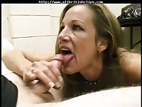 Sucking Cocks Is What Brittany Stryker Does Best