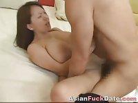 Big Tits Asian Hitomi Tanaka Fucked
