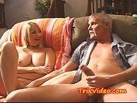 Drunken Couple Sex Game
