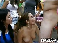 Group lesbian sex action scene 2