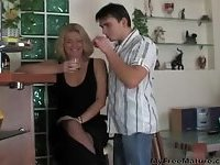 Slutty Stepmom Banged