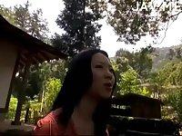 Asian Girl Teasing Video