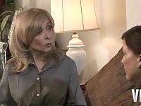 Nina Hartley And Mia Presley Lesbian Fun