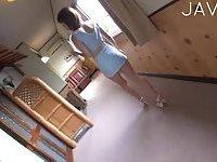 Babe In Dress Teasing
