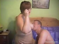 Amateur Fat White Chick Fingered
