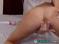 Cute Chick on Cam Masturbating