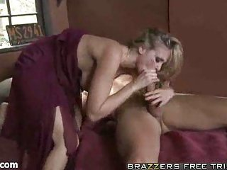 Anal screwing for busty milf