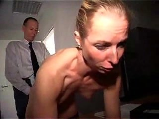 Mature Secretary Gets Several Cocks In Ass In The Offce at besttubeclips.com