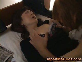 Hitomi Kurosaki Lovely Mature Japanese