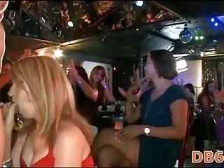 Bitches sucking in strip club scene 16