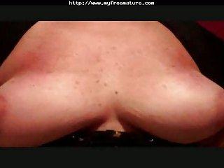 Mature Natural Huge Tits