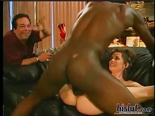 Wendy loves black cock