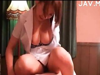 Jap doctor gets banged | Big Boobs Update