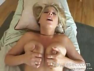 Tiffany gets a special massage   Big Boobs Update