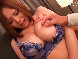 Busty japanese in pantyhose gets banged | Big Boobs Update